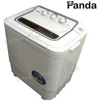 Panda Washer/Spinner 6-7 lb capacity