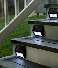 PH Solar Step Lights 200